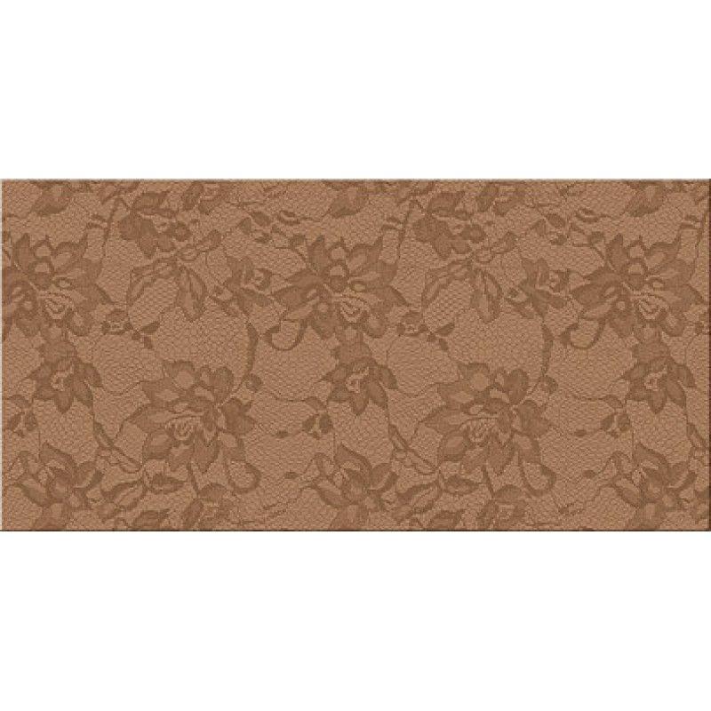 Керамическая плитка настенная Azori Вельетта Мокка коричневый 405*201 (шт.) от Ravta