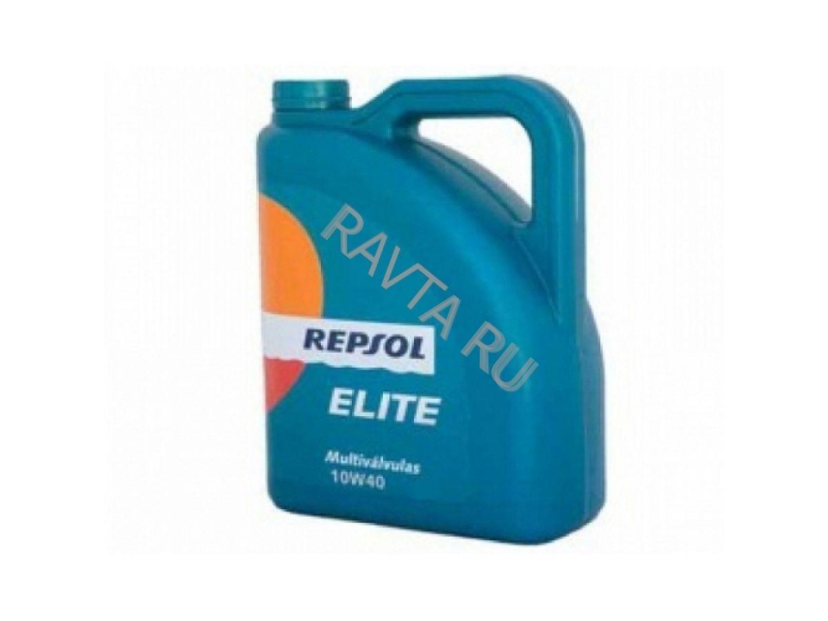 Масло Repsol Elite Multivalvulas 10W-40 (4л) от Ravta