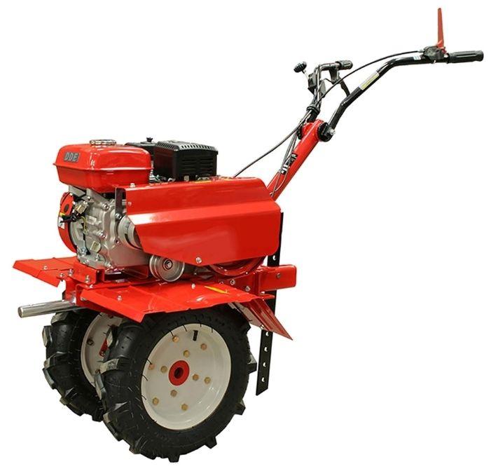 Мотоблок DDE V950II-Халк, 4х/тактн. АИ-92 7.0л/с шир.обр.0.85-1.3 передач-2/4 колеса4.0-10 TG-95Nev от Ravta
