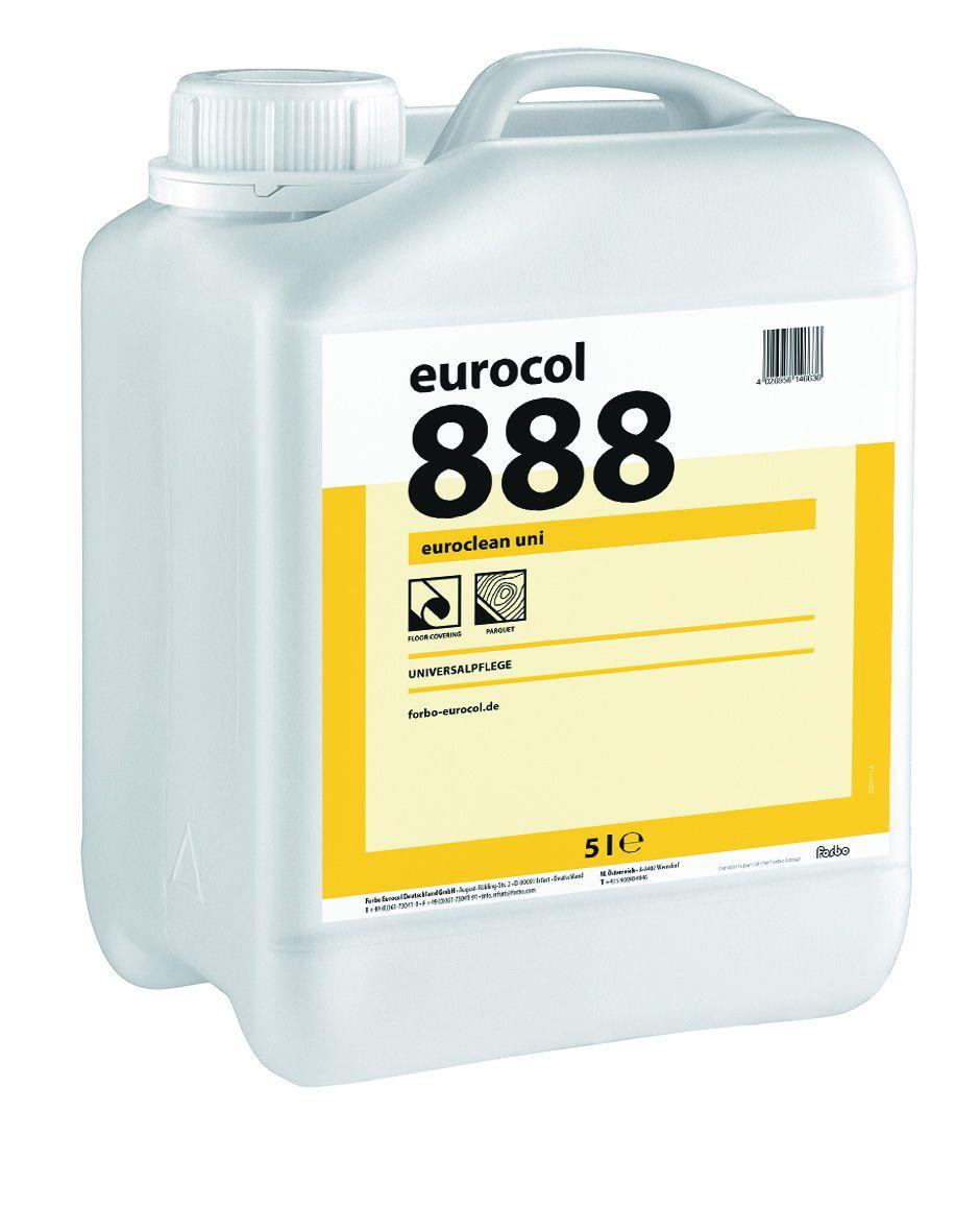 Универсальное средство для очистки и ухода за напольными покрытиями Eurocol Forbo 888 (5кг) от Ravta