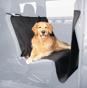 А/м подстилка на сидение д/собак, 1,45*2,15 см, нейлон, черный от Ravta