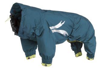 Комбинезон Hurtta весна-осень Slush Combat, размер 30L, Сине-Зелёный (сп30,гр52см)Одежда для животных<br><br><br>Артикул: 931379<br>Бренд: Hurtta<br>Вид: Комбинезон<br>Страна-изготовитель: Финляндия<br>Цвет: зелёный<br>Для кого: Собаки<br>Размер/длина (см): 30L<br>Серия_: Slush Combat