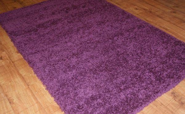 Ковер Шагги Фит фиолетовый 600*1100мм от Ravta