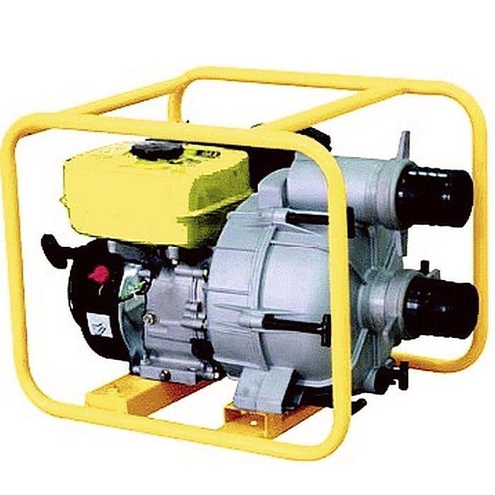 Мотопомпа CHAMPION GTP80, 4.8кВт 4х/тактн. АИ-92 грязная вода 1300л/мин 26/8м 80мм 43кг GTP80 от Ravta