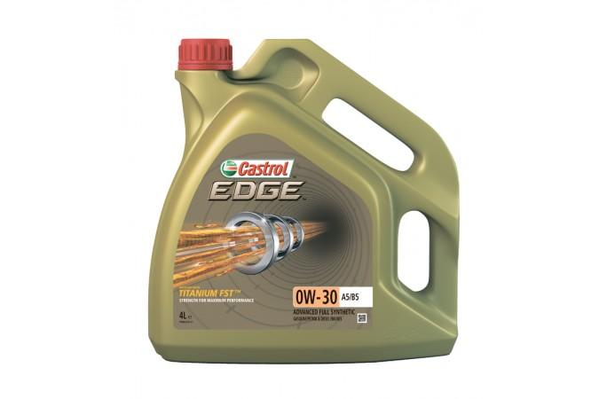 castrol Масло CASTROL EDGE 0W-30 A5/B5 (4л)