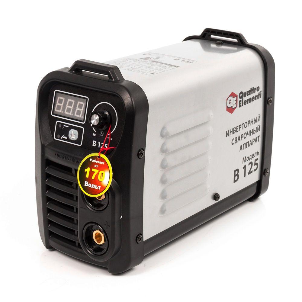 Сварочный аппарат QE B 125 от Ravta