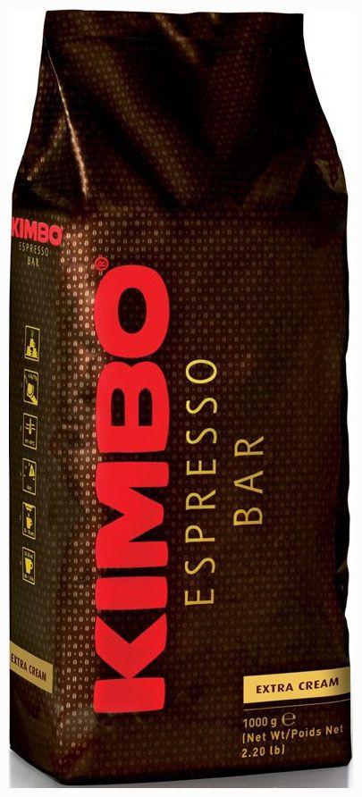 Кофе KIMBO Extra Cream (1000г) от Ravta