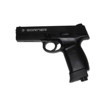 Пистолет пневм. Borner KMB12, кал. 4,5 мм от Ravta