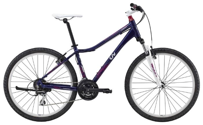 Велосипед Enchant 1 (2015)  Колесо:26 Рама:XXS Цвет:Navy BlueВелосипеды<br><br><br>Артикул: 50052712<br>Бренд: Giant<br>Цвет: Navy Blue<br>Размер колеса: 26<br>Размер рамы: XXS<br>Назначение велосипеда: городской<br>Количество колес: двухколесный<br>Возрастная группа: взрослый<br>Пол: женский