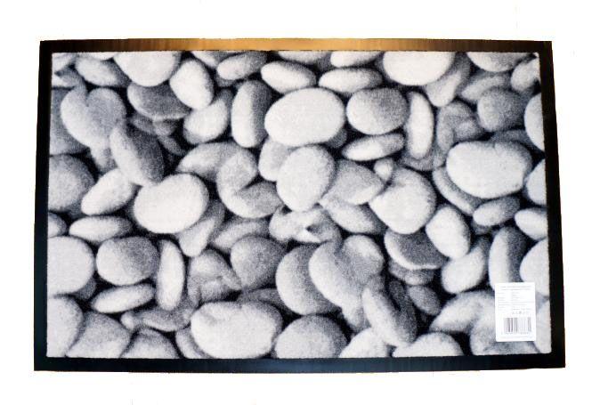 Коврик Carpets Inter придверный Delta-P Камни 580*900мм от Ravta