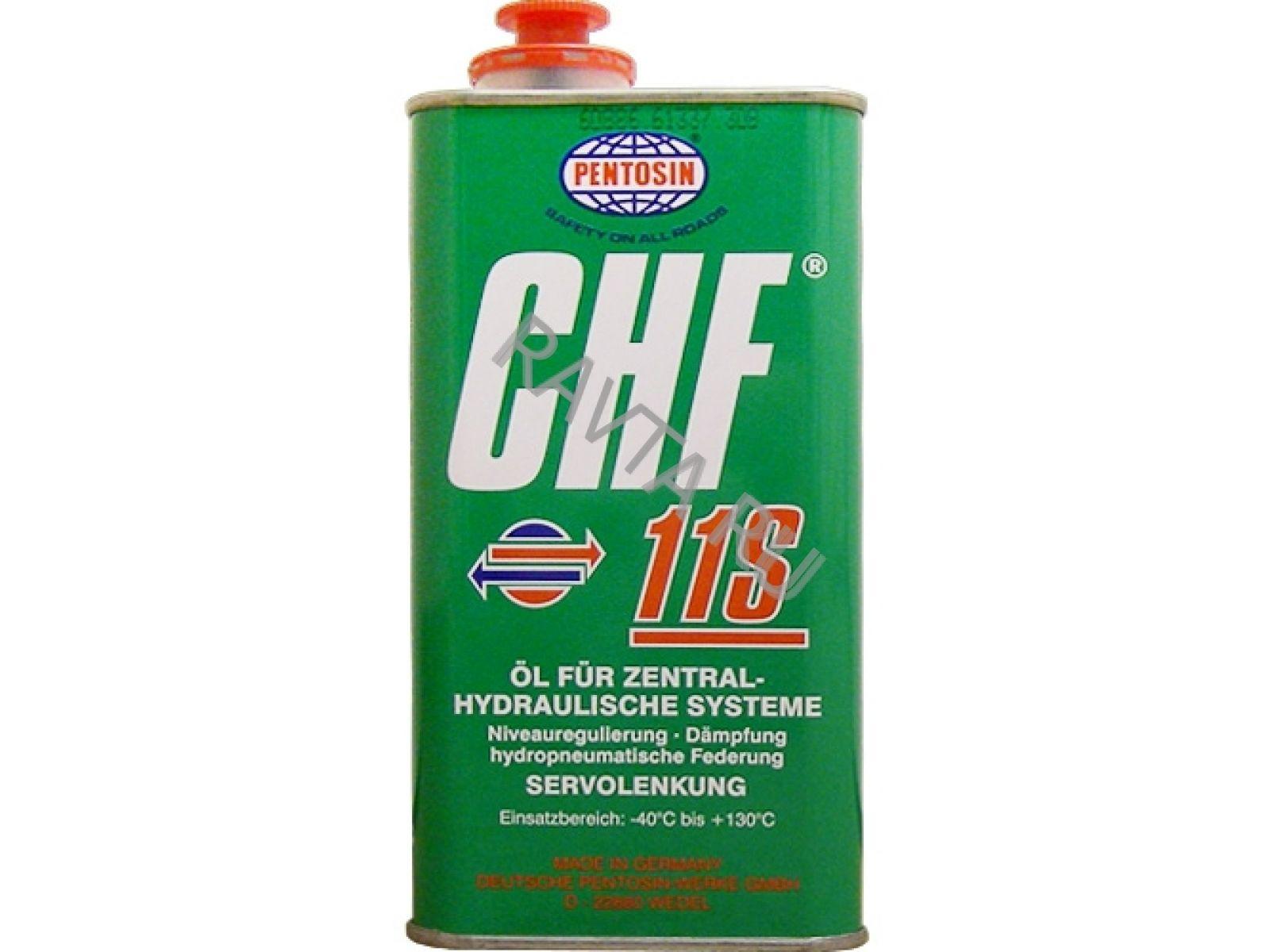 Жидкость Pentosin CHF 11S (1л) от Ravta