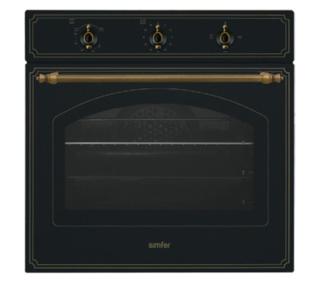 Газовый духовой шкаф Simfer B6GL12001 от Ravta