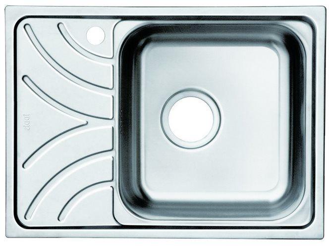 Мойка для кухни Iddis Arro (арт.ARR60SRi77) нержавеющая сталь от Ravta