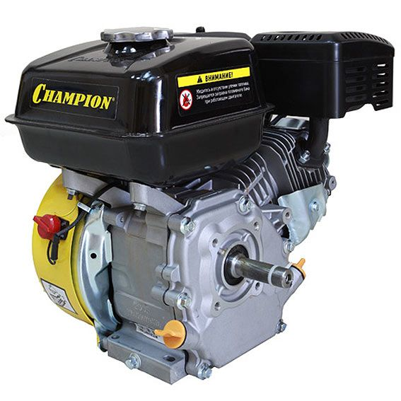 Двигатель CHAMPION G200HK от Ravta