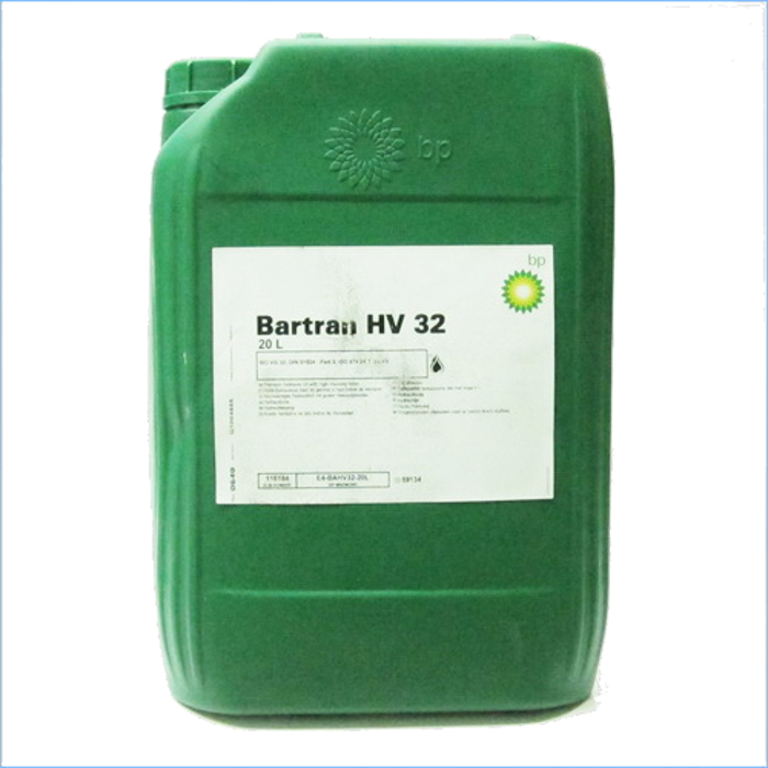 bp Масло BP Bartran HV 32 (20л)