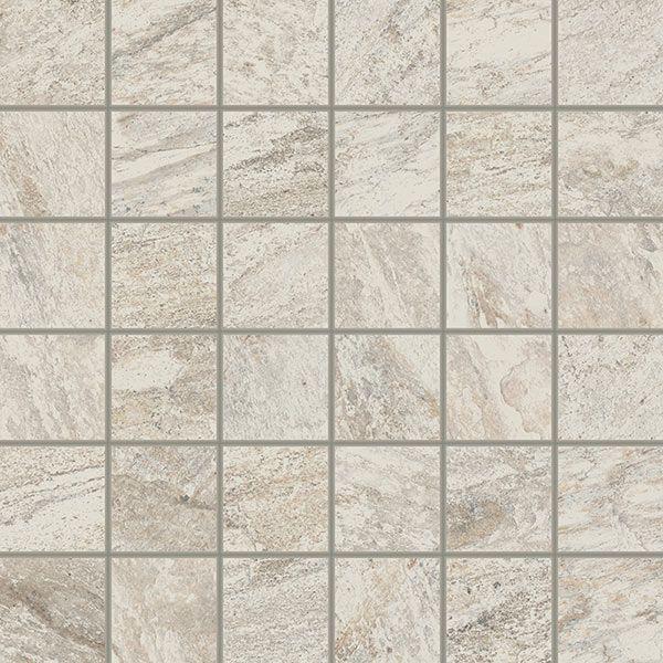 Керамогранит напольный декор Coliseum Gres Альпы Мозаика белый 300*300 (шт) от Ravta