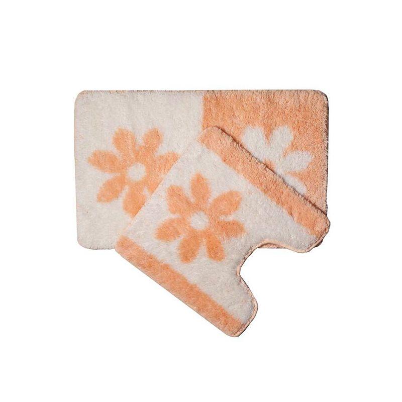 Набор ковриков для ванной комнаты Iddis Paloma Art (арт.042A580i13) - IDDISАксессуары для ванной комнаты<br><br><br>Артикул: 042A580i13<br>Бренд: IDDIS<br>Страна-изготовитель: Россия<br>Вид аксессуара: Набор ковриков для ванной комнаты
