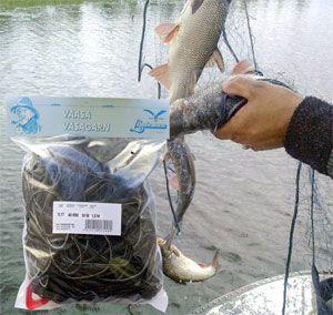 Рыболовная сеть Вааса 210/2x55x1.8/30Рыболовные сети<br><br><br>Артикул: 2102551830СВ<br>Бренд: Lindeman