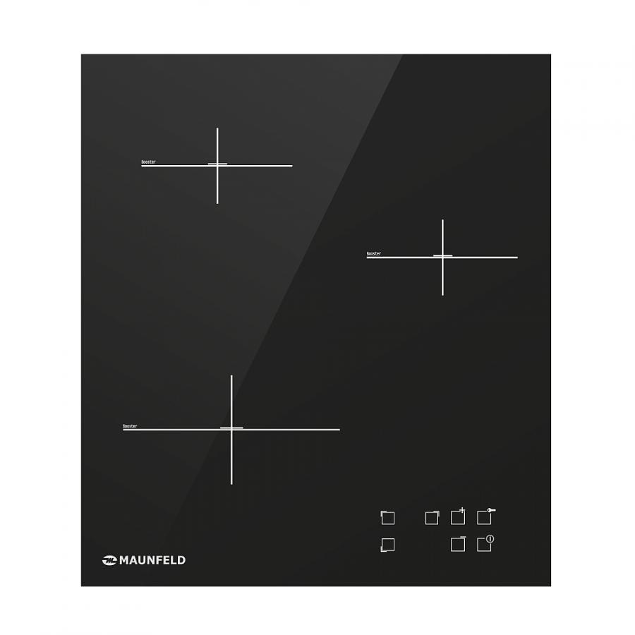 Электрическая варочная панель Maunfeld MPR-PM45I BK (черное стекло) от Ravta
