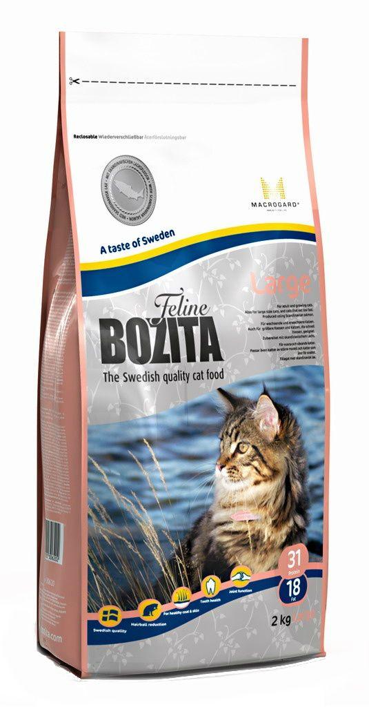 Bozita super premium Для взрослых и молодых Кошек Крупных пород (Feline Funktion Large) 2кгПовседневные корма<br><br><br>Артикул: 47687<br>Бренд: Bozita<br>Вид: Сухие<br>Вес брутто (кг): 2<br>Страна-изготовитель: Швеция<br>Ингредиенты: Птица<br>Для кого: Кошки