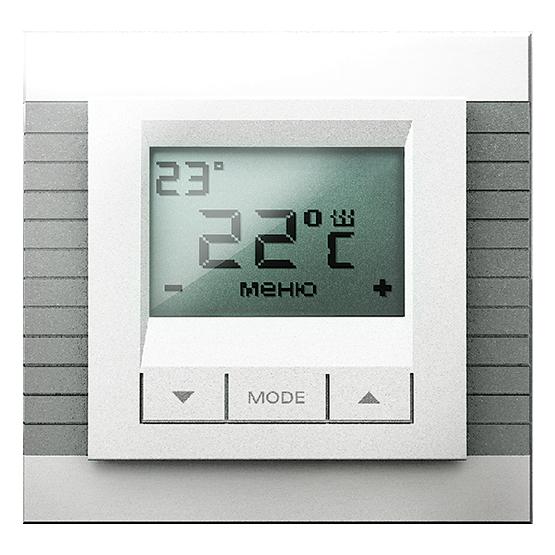 Терморегулятор с датчиком температуры пола и ЖК дисплеем NeoClima TN-D/LCD от Ravta