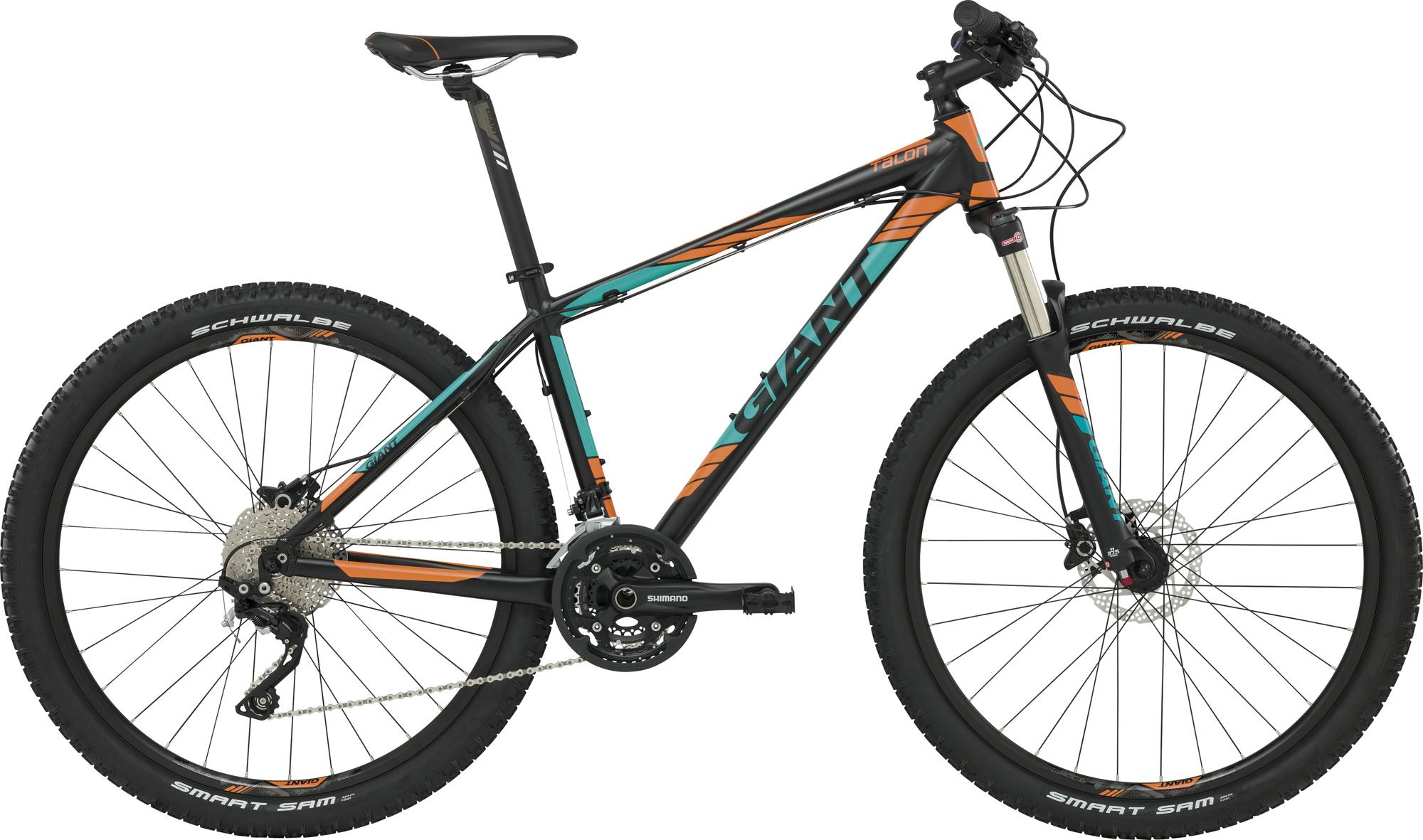 "Велосипед Talon 27.5 2 LTD Колесо:27,5"" Рама:L Цвет:Черный/Оранж от Ravta"