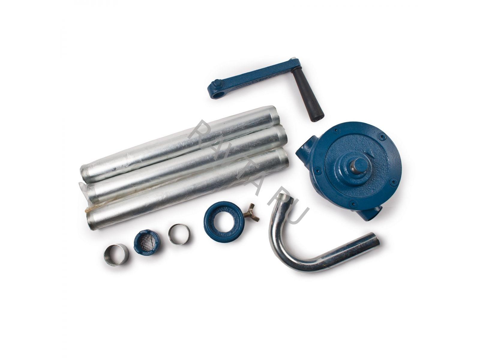 Насос Pressol 13055 роторный бочковой, труба 980мм, 30л/мин от Ravta