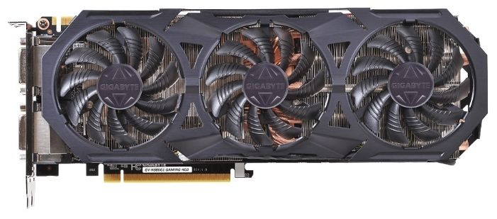 Видеокарта GIGABYTE GeForce GTX980 GV-N980G1 GAMING-4GD 4Гб PCIE16 GDDR5 от Ravta