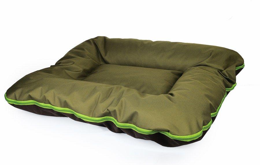 comfy Подстилка COMFY ARNOLD ХL коричнево/зеленая (90х70 см) 238307