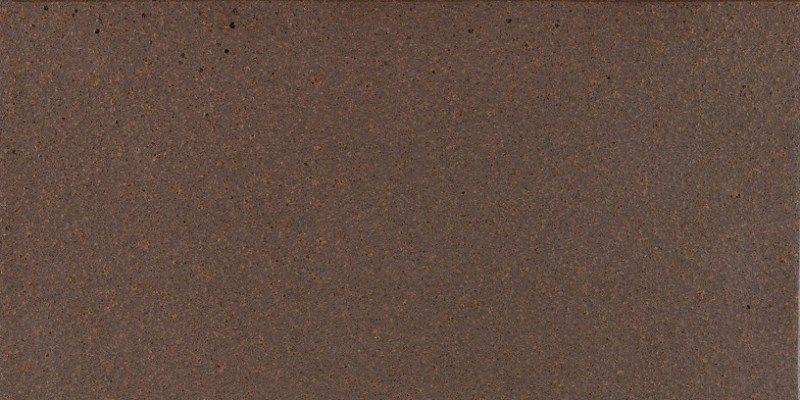 Керамическая плитка подступенок Клинкер Grestejo Rubi Brown коричневый 150*300 (шт.) от Ravta