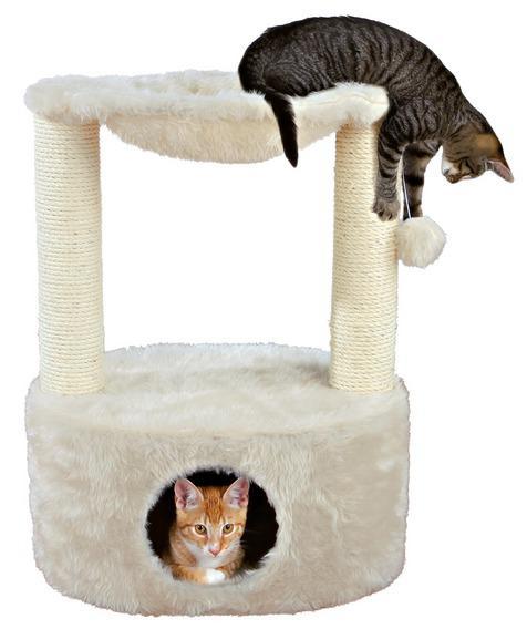 Домик TRIXIE для кошки Grande 70 см, кремовыйДомики, лежаки, когтеточки<br><br><br>Артикул: 44542<br>Бренд: TRIXIE<br>Вид: Домики<br>Страна-изготовитель: Китай