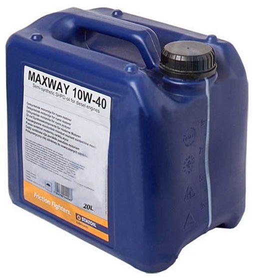 Масло Statoil MAXWAY 10W 40 (20л) от Ravta