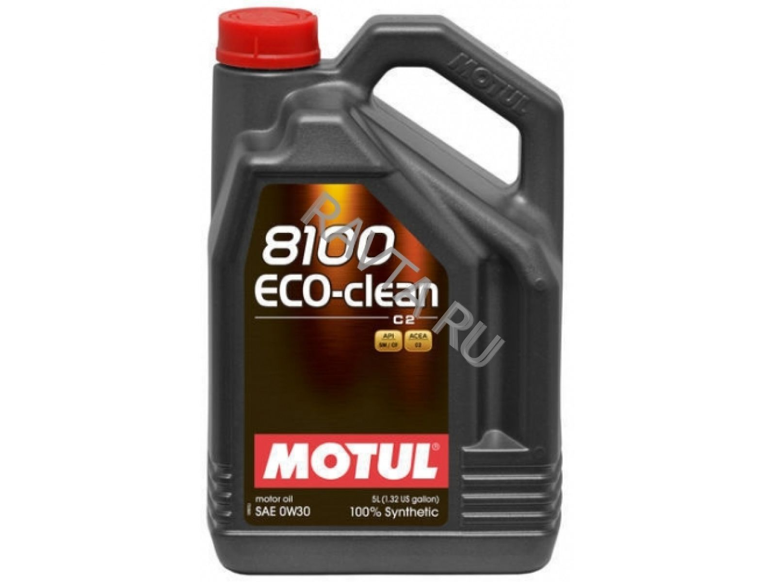 Масло MOTUL 8100 Eco-Clean 0W-30 (5л) от Ravta