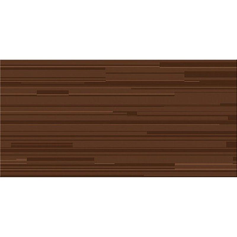 Керамическая плитка настенная Azori Карамель Шоколад коричневый 405*201 (шт.) от Ravta