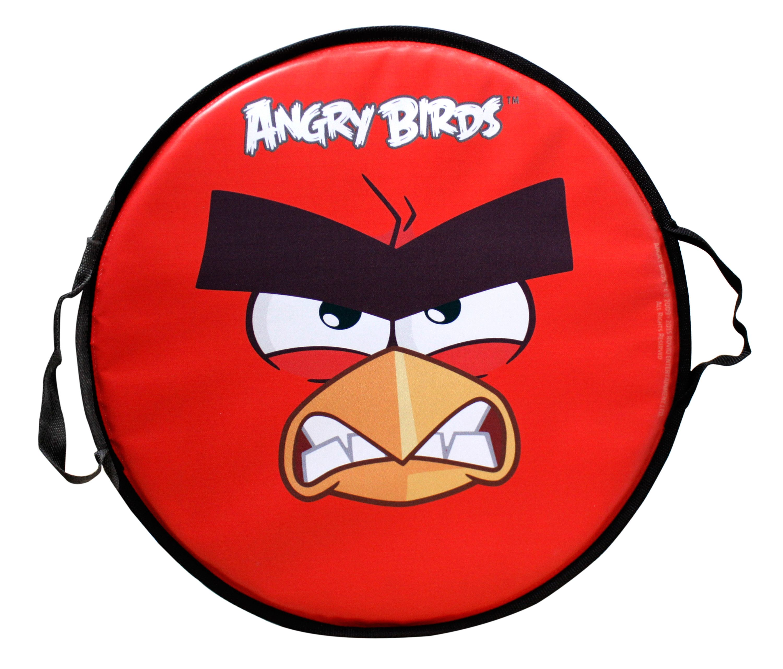 1toy Angry birds ледянка 52 см, круглая от Ravta