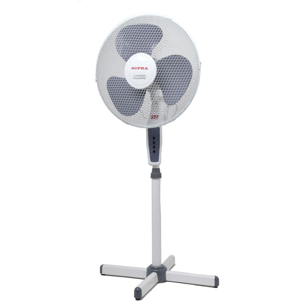 Вентилятор Supra VS-1605 white/grey от Ravta
