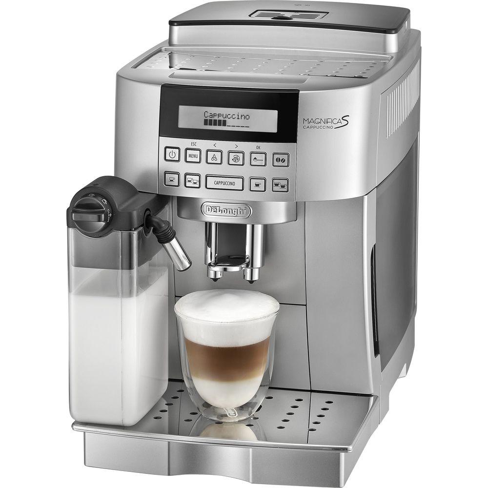 Кофемашина Delonghi ECAM 22.360.S от Ravta