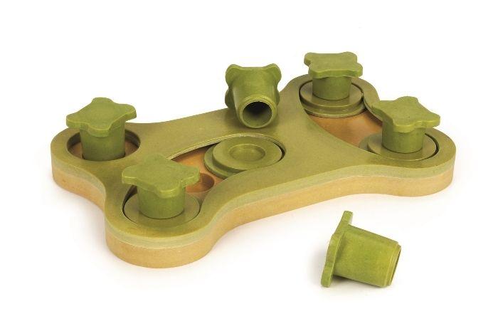 """Игрушка-головоломка для собак """"Smarty"""" 30*19*2,5см от Ravta"""