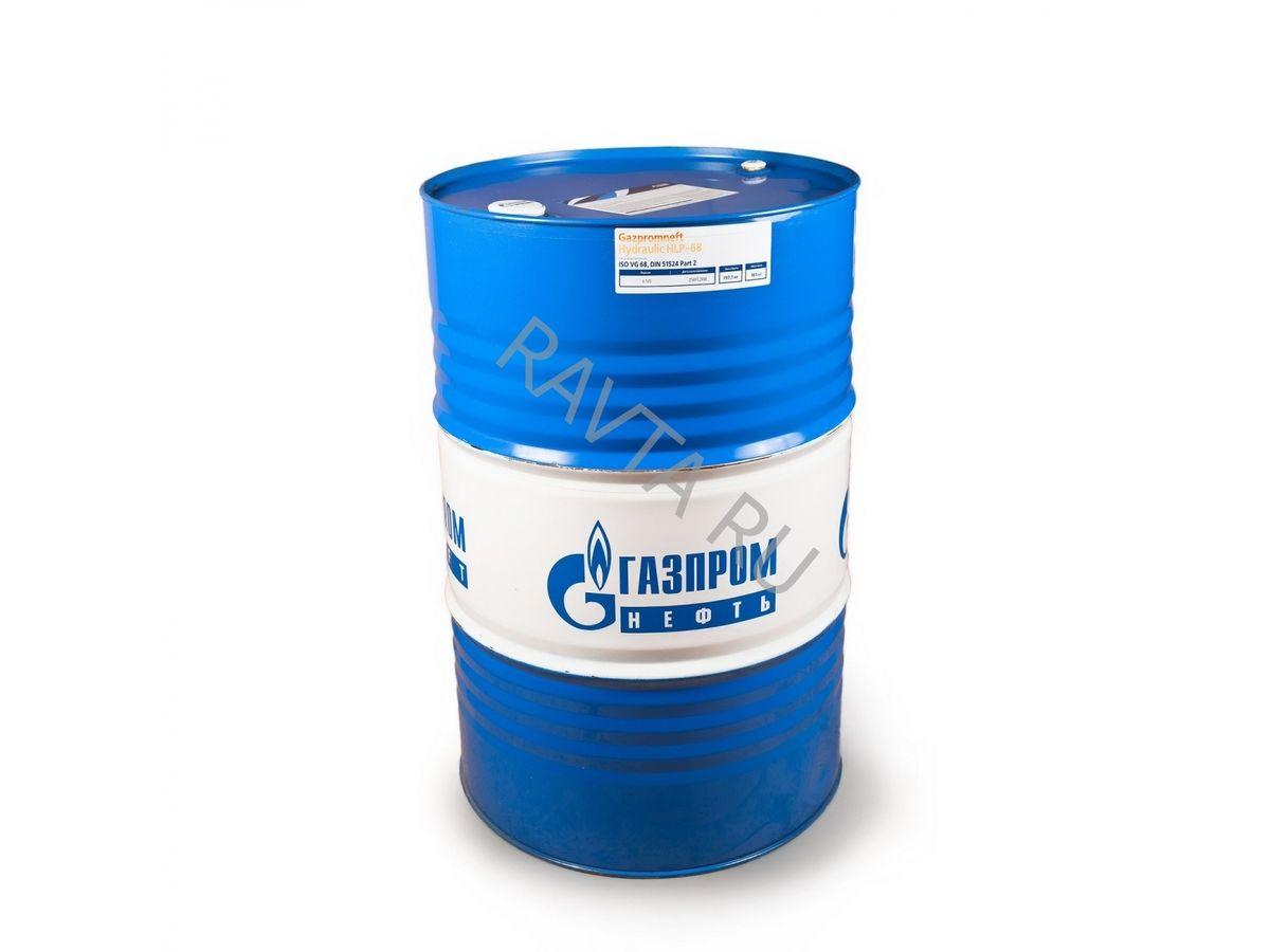 Масло Газпромнефть Гидравлик HLP 68 (205л) от Ravta