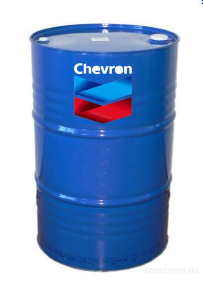 Масло CHEVRON DRIVE TRAIN FLUID HD 10W (208л) от Ravta