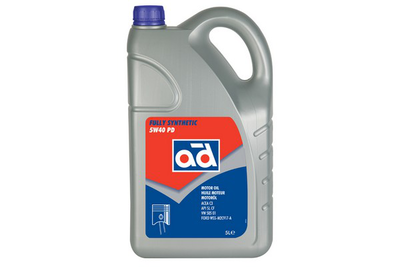 ad Масло мотор AD 5w40 PD 5л 5W40-PD5