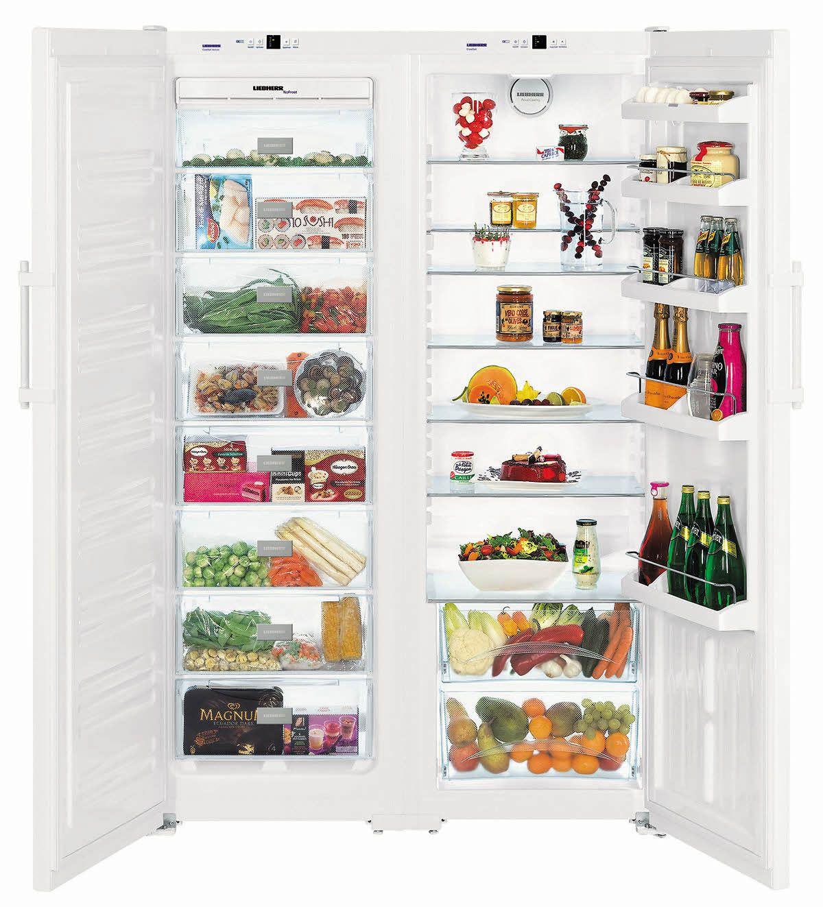 Холодильник LIEBHERR SBSesf 7212-24 001 от Ravta
