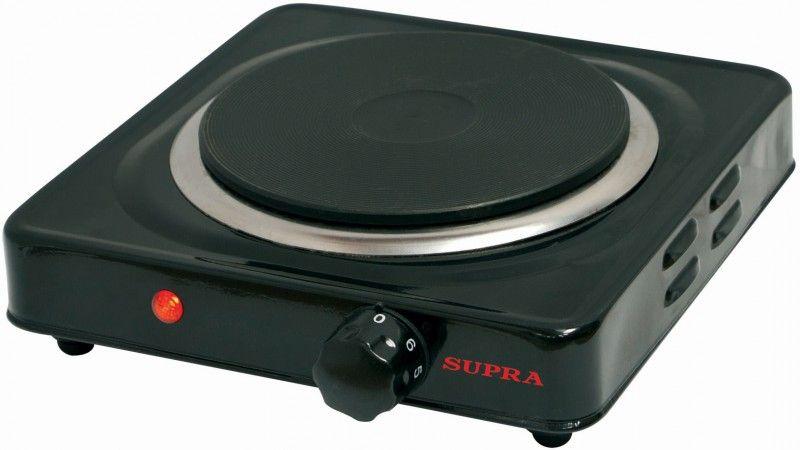 Настольная электрическая плита Supra HS-101 black от Ravta