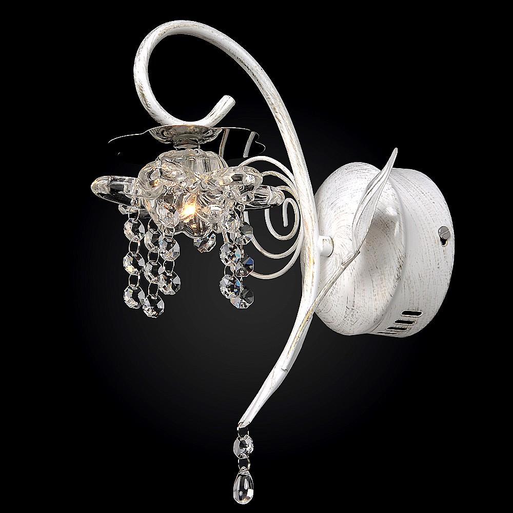 Бра Флористика 3-1565-1-WHS-LED G4 от Ravta