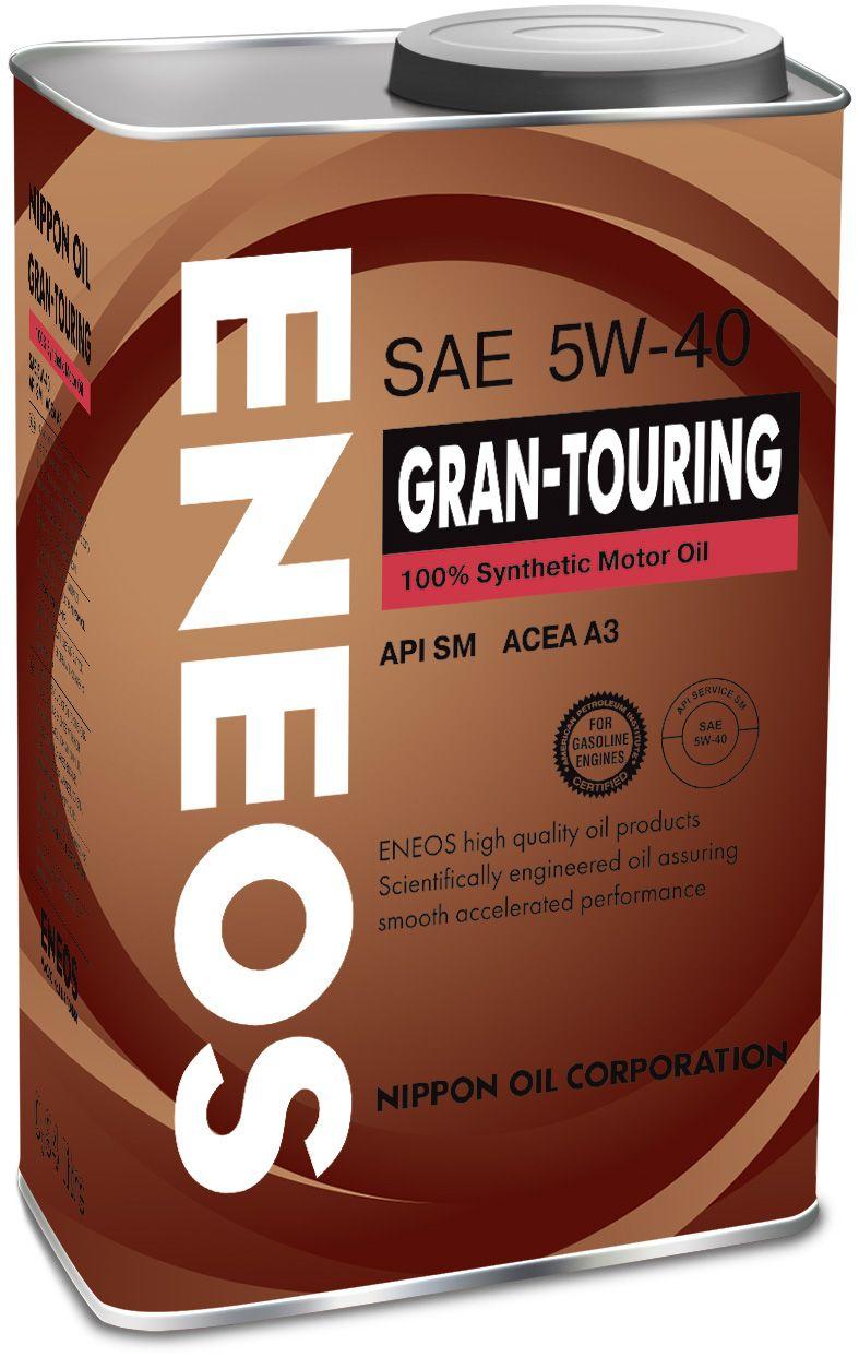 Масло ENEOS Gran Touring 100% Synt. SM 5/40 (4л) от Ravta