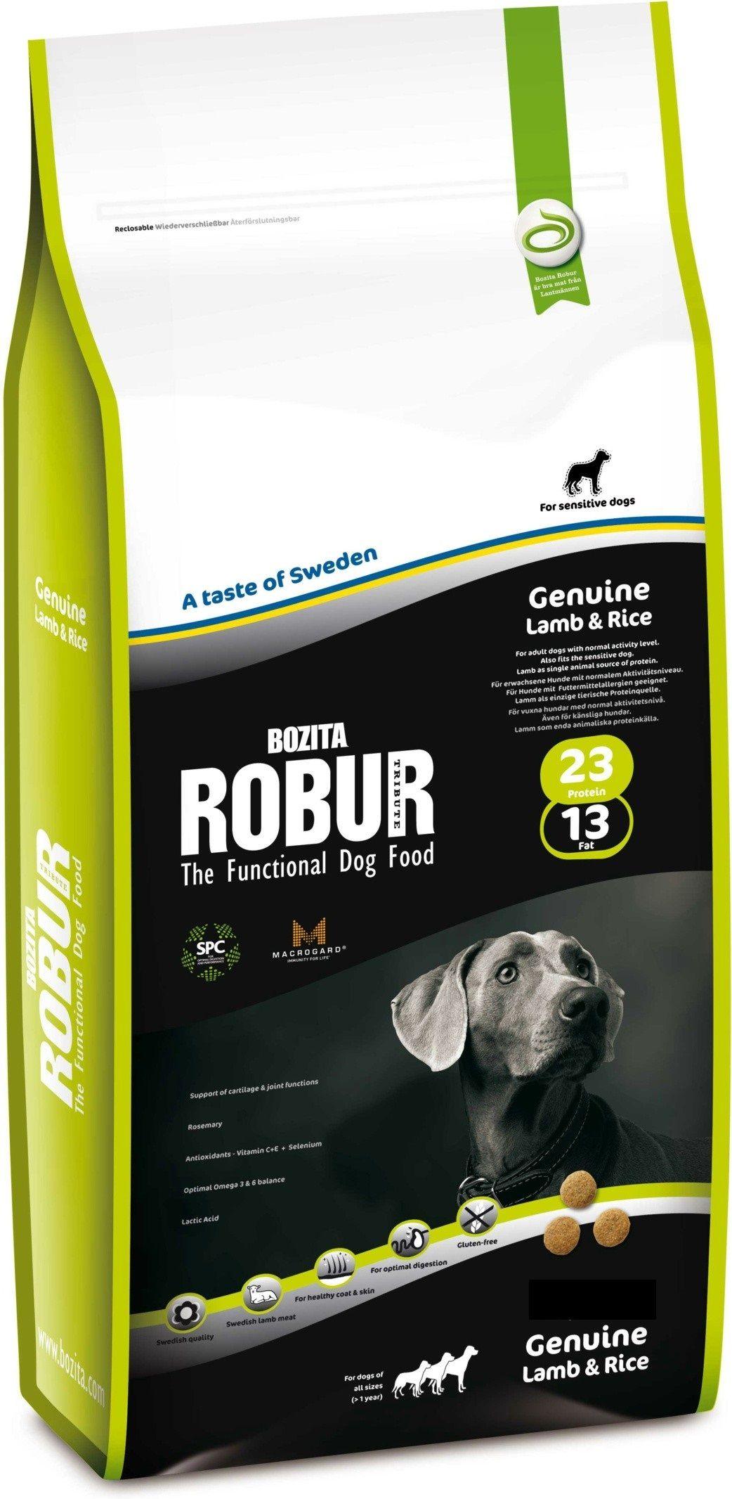 Здесь можно купить Bozita super premium Robur Для собак с рисом и ягненком (Lamb&Rice 23/13) 2кг  Bozita super premium Robur Для собак с рисом и ягненком (Lamb&Rice 23/13) 2кг
