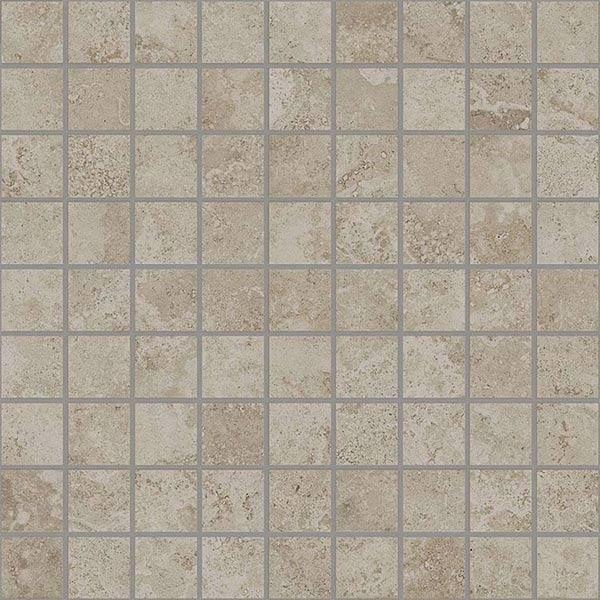 Керамогранит напольный декор Coliseum Gres Сиена Мозаика серый 300*300 (шт) от Ravta