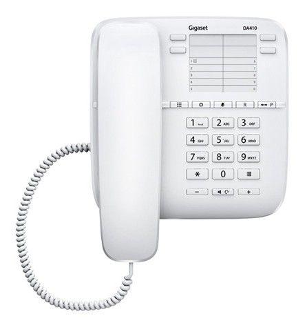 Телефон Gigaset DA410 (белый) от Ravta