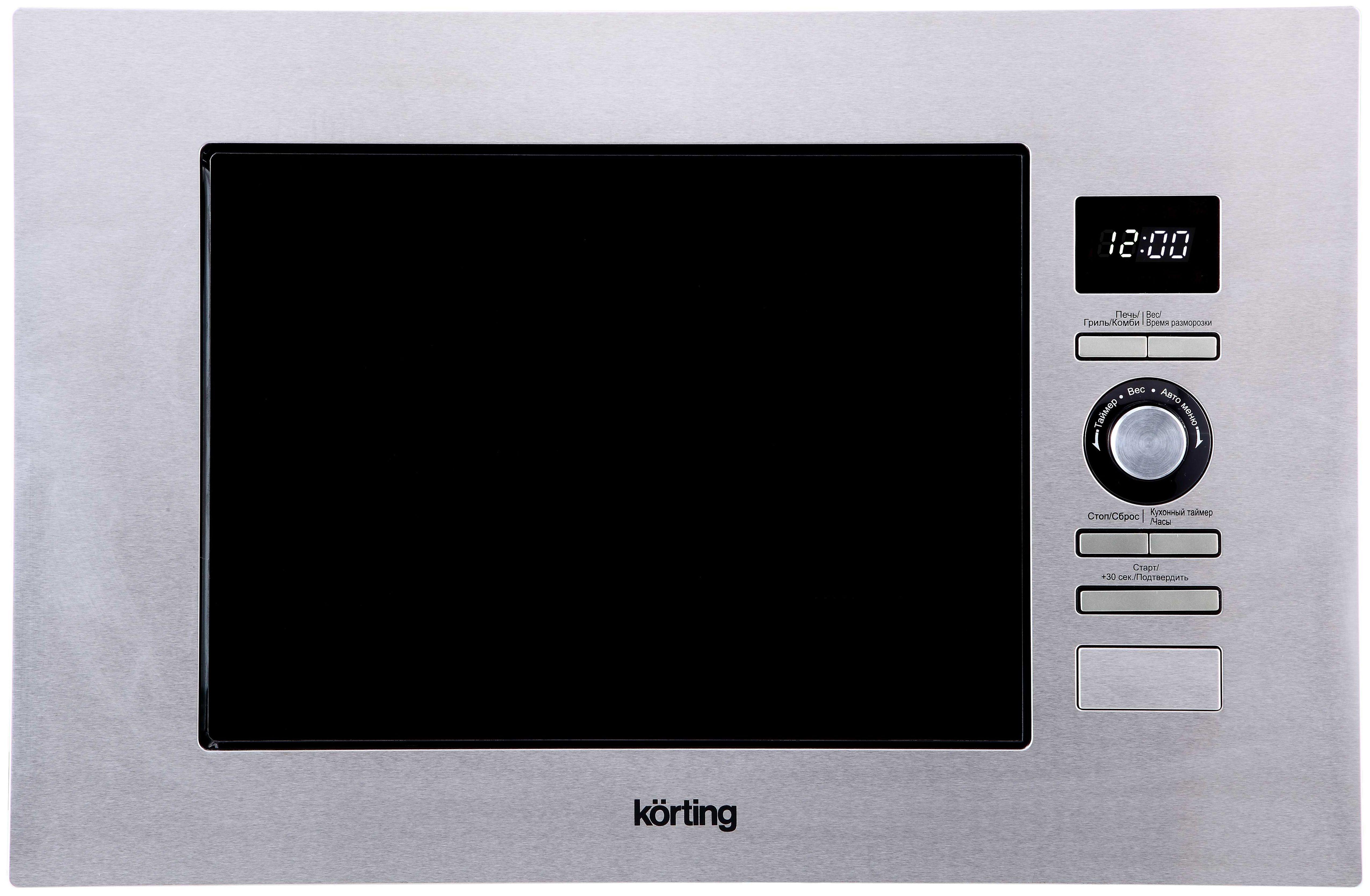 Встраиваемая микроволновая печь KORTING KMI 720 X от Ravta