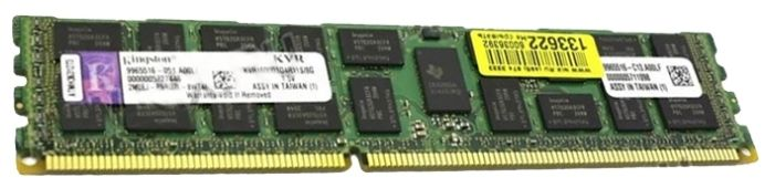 Kingston KVR16R11D4/16 DDR3 16GB DIMM от Ravta